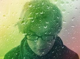 Jak zrobić szklany tęczowy efekt na zdjęciu
