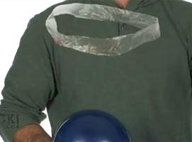 Jak wykonać lewitację za pomocą balonu