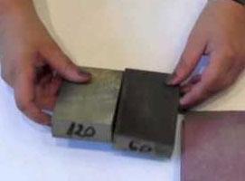 Jak korzystać z papierów ściernych w Decoupage