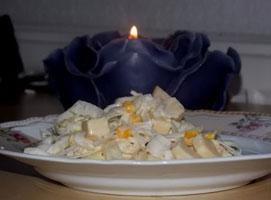 Jak zrobić sałatkę ananasową