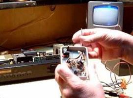 Jak zrobić odbiornik do kamerki bezpzewodowej (800 Mhz i 2.5 GH)
