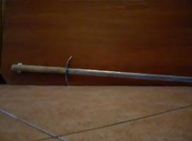 Jak zrobić replikę miecza z metalu