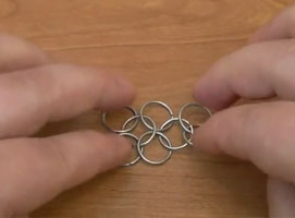 Jak zrobić biżuterię chainmaille #4 - wzór Europejski 4w1