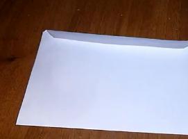 Jak zrobić kopertę z papieru