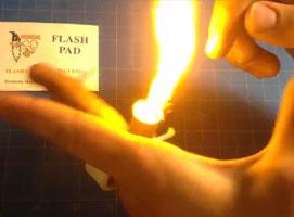 Jak zrobić ognisty pierścień