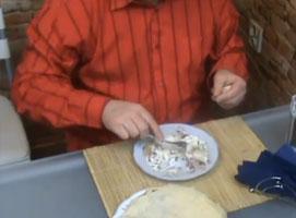 Jak zrobić bliny ze skwarkami
