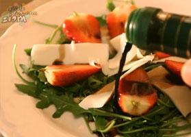 Jak zrobić oryginalny deser - truskawki z octem