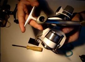 Jak zrobić zaślepkę rączki kołowrotka