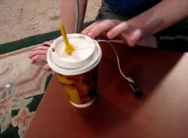 Jak zrobić podgrzewacz do kawy na baterię AA