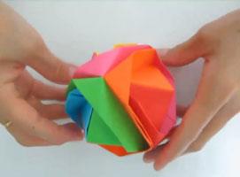 Jak zrobić japoński brokat origami