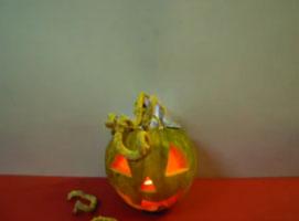 Jak przygotować makabryczną dynię na Halloween