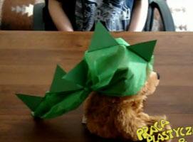 Jak zrobić przebranie smoka dla dziecka