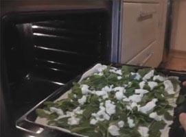 Jak zrobić pizzę ze szpinakiem