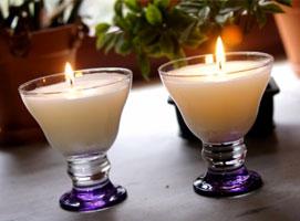 Jak zrobić świeczkę w domu