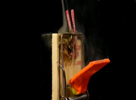 Jak zrobić wybuchające tarcze strzelnicze