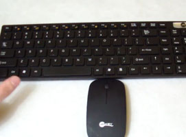 Klawiatura i mysz Jeway JK-8222 - recenzja