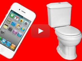 Jak naprawić telefon iPhone 4 i 4s po zalaniu