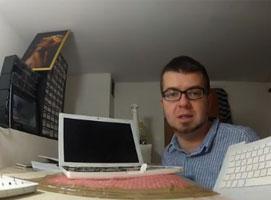 Jak włączyć Macbook A1181 bez klawiatury dzięki Power Pads