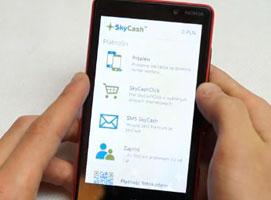 Jakie aplikacje na Windows Phone - SkyCash
