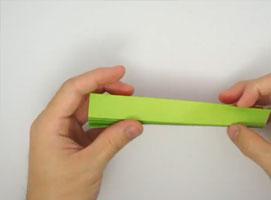 Jak zrobić ufoludka z papieru