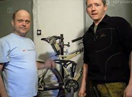 Jak myć łańcuch i napęd w rowerze