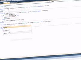 Jak zrobić progress bar + animowanie Go w Visual Basic 2010