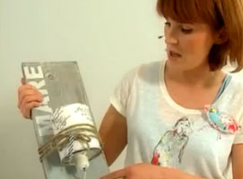 Jak zrobić lampę z puszki