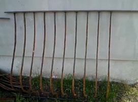 Jak samemu zrobić balustradę #5 - szlifowanie spawów