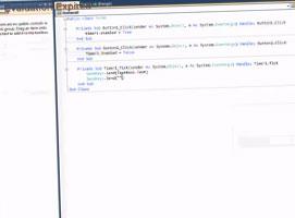 Jak zrobić SpamBot'a w Visual Basic 2010 Express