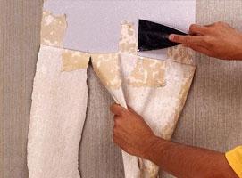 Jak usunąć starą tapetę