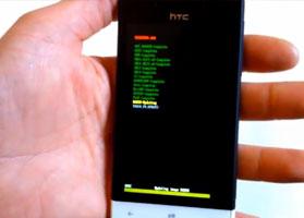 Jak wgrać polski język i zmienić HTC 8s na czysty ROM