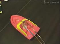 Jak zbudować łódeczkę na parę wodną
