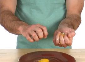 Jak wykonać sztuczkę ze zgniataniem jajek