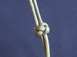 Jak zrobić węzeł diamentowy - paracord