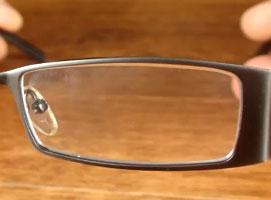 Jak zrobić płyn do czyszczenia okularów