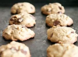 Jak zrobić ciasteczka z groszkami czekoladowymi