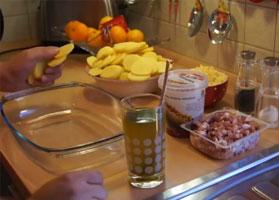 Jak zrobić zapiekankę ziemniaczaną z wędzonym boczkiem