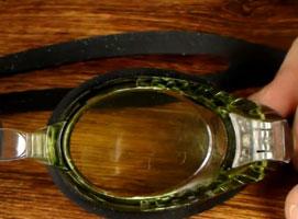 Jak zapobiegać parowaniu okularów pływackich