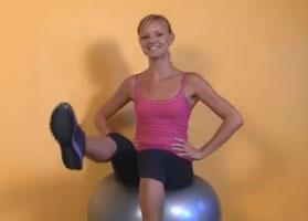 Jak wykonywać ćwiczenia fitness na nogi, uda, pupę i brzuch