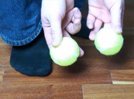 Jak zrelaksować zmęczone stopy