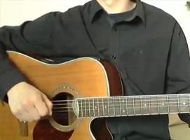 """Jak zagrać """"Kołysanka dla nieznajomej"""" Perfect - na gitarze"""