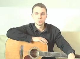 """Jak zagrać """"Mniej niż zero"""" Lady Pank - na gitarze"""