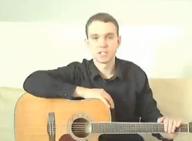 """Jak zagrać """"Bez satysfakcji"""" Borysewicz - na gitarze"""