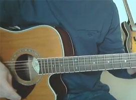 """Jak zagrać """"Gdybym miał gitarę"""" na gitarze"""