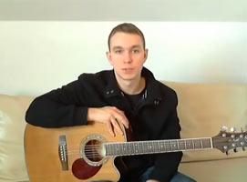 """Jak zagrać """"Son of the blue sky"""" - Wilki na gitarze"""