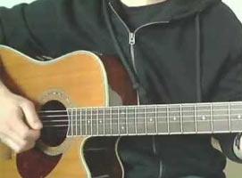 """Jak zagrać """"Biały miś"""" na gitarze"""