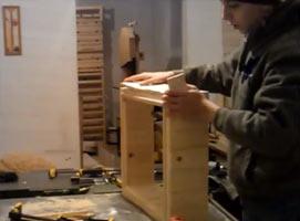 Jak zbudować korpus do ula
