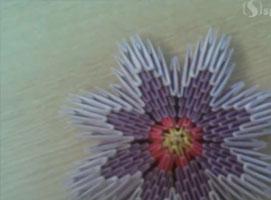 Jak wykonać kwiat metodą origami modułowego