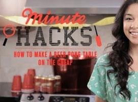 Jak zrobić stół do beer ponga
