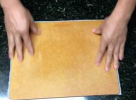 Jak zrobić antypoślizgową deskę do krojenia